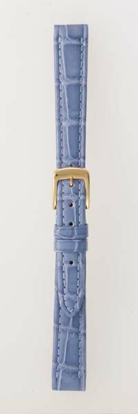 バンビ 時計 BAMBI BW008U1 ライトブルー クロコダイル