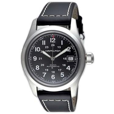 ハミルトン メンズ腕時計 カーキ フィールド オートマチック H70455733 HAMILTON