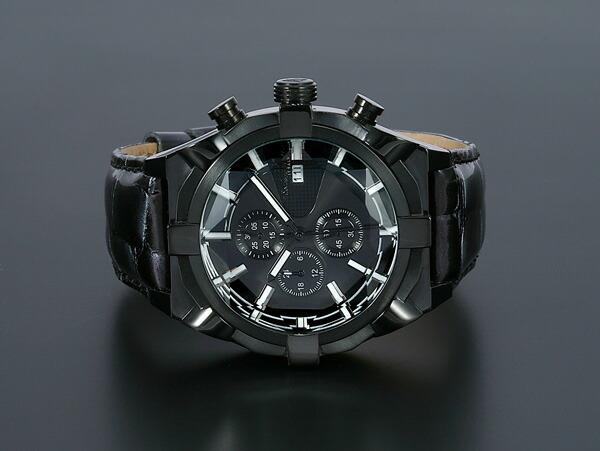 サルバトーレ・マーラ メンズ腕時計 SM10105-IPBK Salvatore Marra