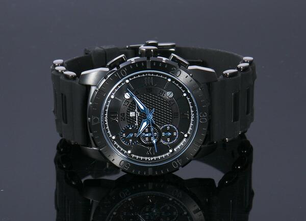 サルバトーレ・マーラ メンズ腕時計 SM9032-IPBK Salvatore Marra