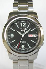 セイコー SEIKO 5(セイコー ファイブ)スタンダード メンズ 自動巻き SNKE63J1