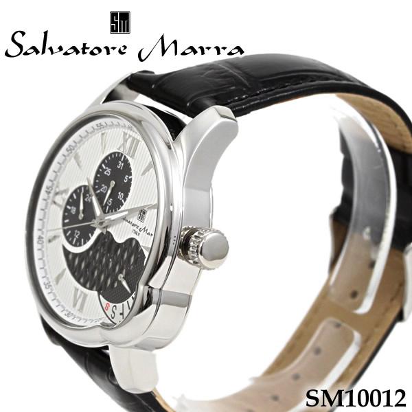 腕時計 メンズ 男性用腕時計 サルバトーレマーラ メンズ sm10012