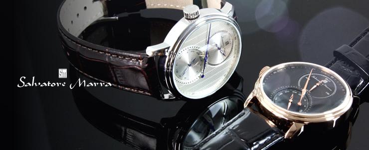 サルバトーレ・マーラ腕時計メンズウォッチ