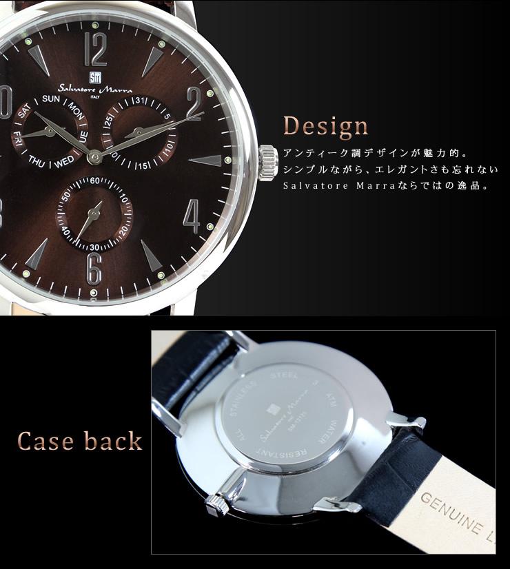 メンズウォッチ腕時計アンティーク調