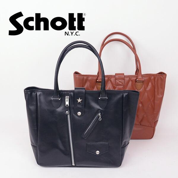 Schott ����å� 3169008[r5w]RIDERS TOTE BAG �饤������ �ȡ��ȥХå� �β���4