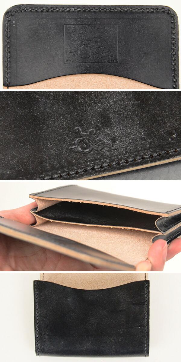 革蛸謹製 カードの達人 カードケース[a4]ブライドルレザー の画像  5