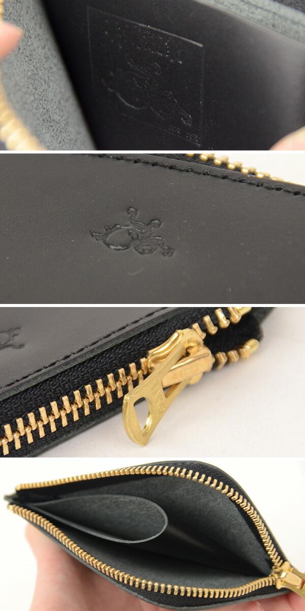 革蛸謹製 L型コインケース 小銭入れ[a4]イタリアンレザー ベーシックカラー ブッテーロ の画像  5