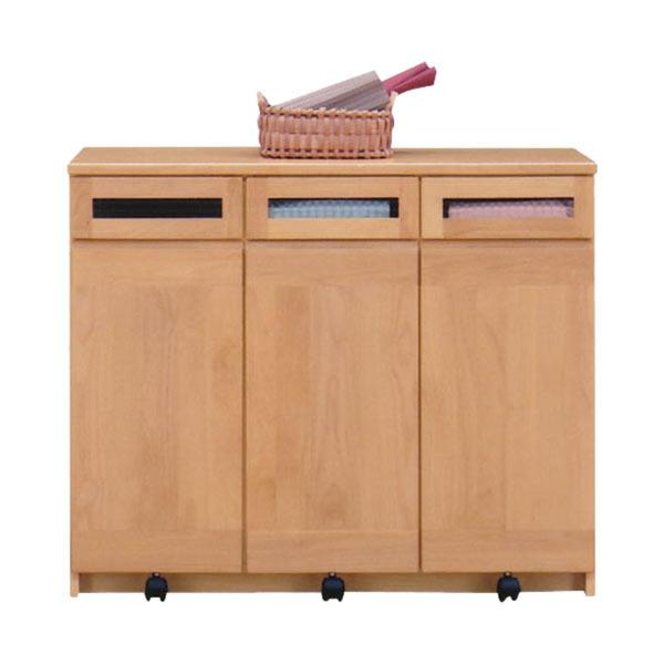 キッチンカウンター 120 カウンター キッチン収納 レンジボード 幅120cm 間仕切り 背面化粧 キャスター付き コンセント付き スライドレール付 引出しタイプ ホワイト ブラウン 2色対応 木製 シンプル モダン 完成品 送料無料 楽天 通販
