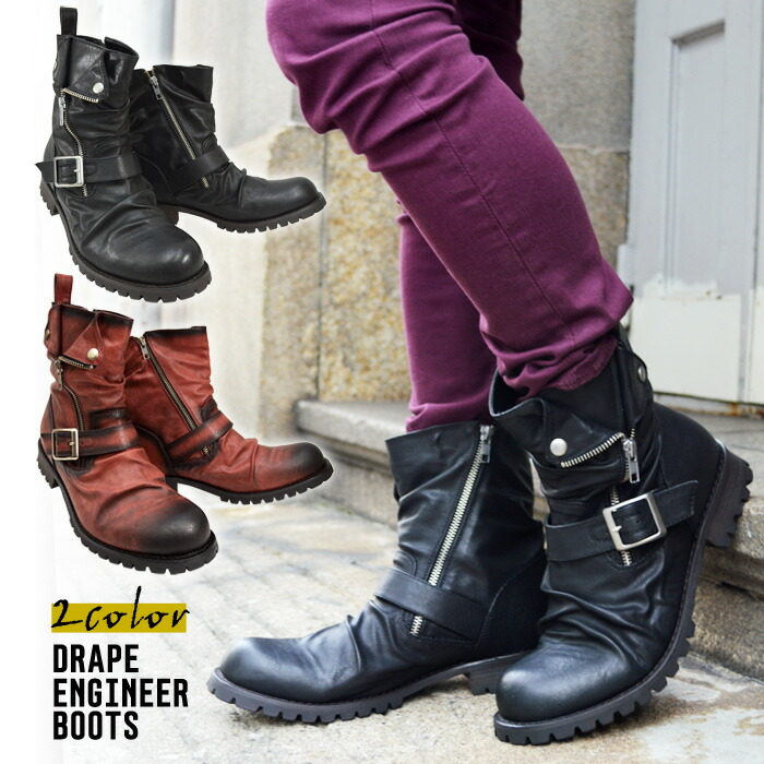 varks   Rakuten Global Market: Men's shoes drape Monk drape ...