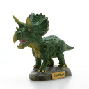 More than ボブルヘッド (neck swing dyna so figure skating) triceratops ☆ dinosaur goods ☆● 3,500 yen until 12/23AM9 time