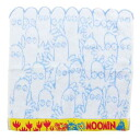 It is weather 》☆ North Europe mail order ☆● fs3gm like a worm jacquard mini-towel ◎ Mumin 《