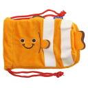 "Smartphonsoftboa pouch: Animal Park ""Anemone"" ☆ cute animal toy store ☆-"