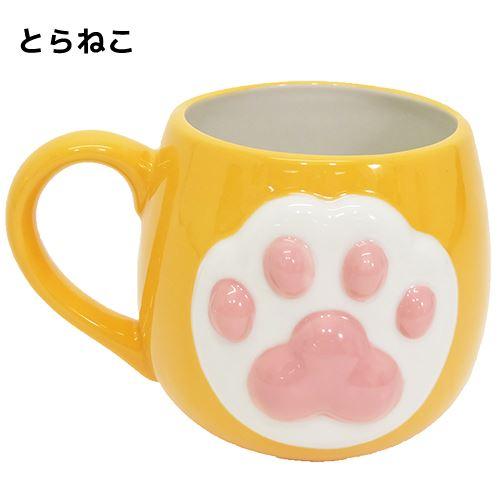 猫咪手工制作杯陶瓷杯子猫聊天 noir : 完全野生猫科动物 : 印花布圣