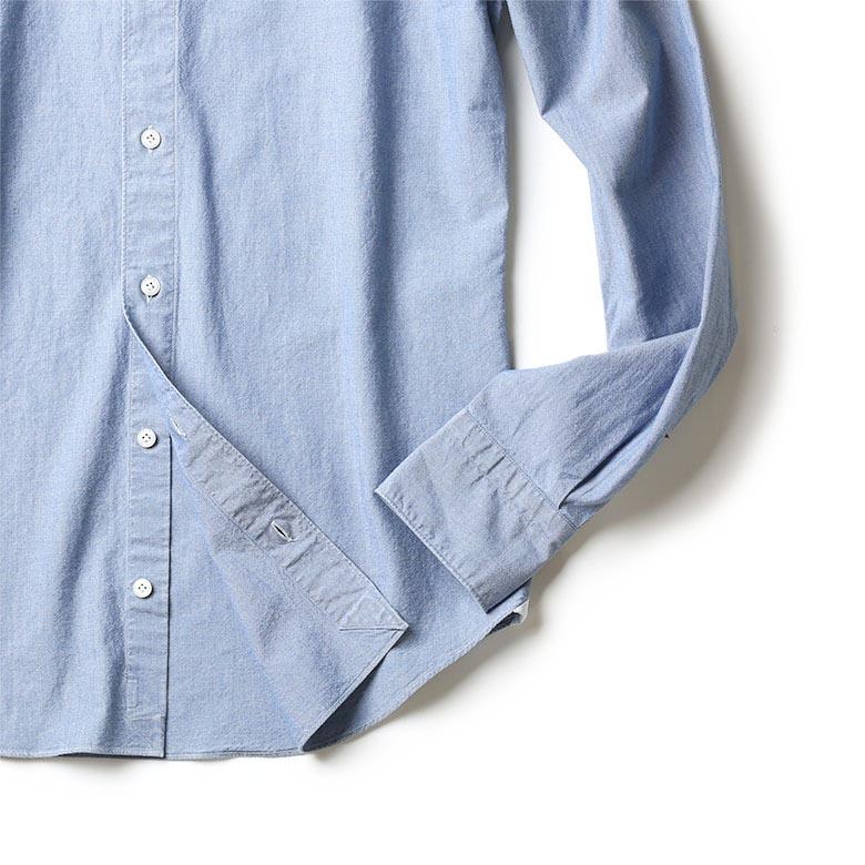 FINAMORE(フィナモレ)ダンガリーシャツ