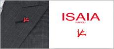 イザイア(ISAIA)のブランドカテゴリー。