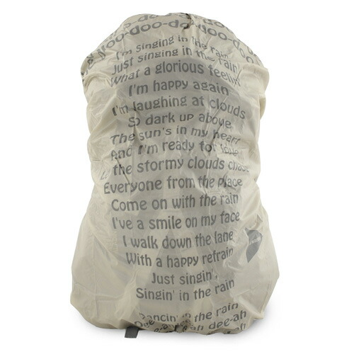 and wander sil cover bag small beige