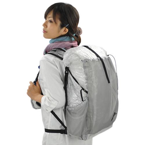 and wander cuben fiber backpack white