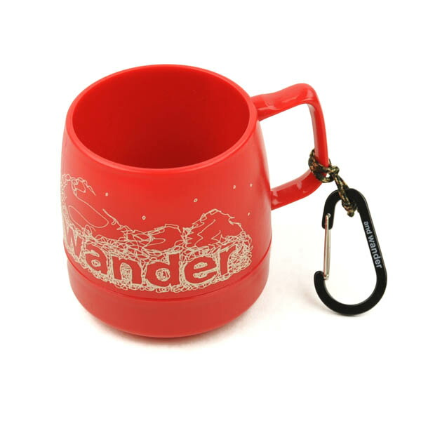 and wander and wander DINEX red