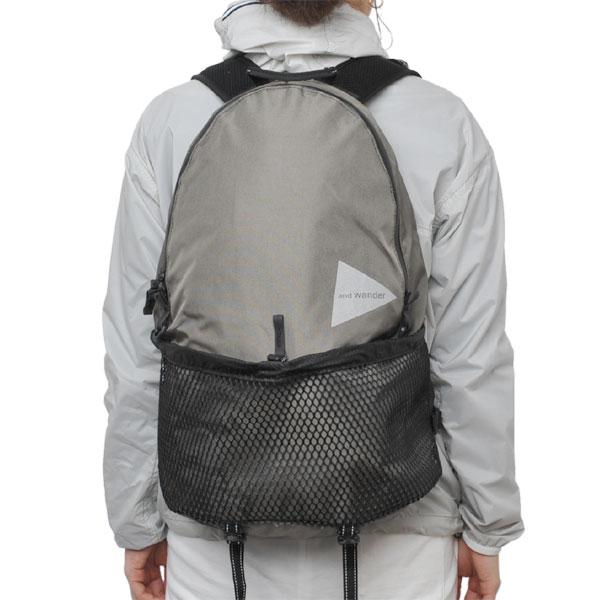 and wander 20L backpack khaki