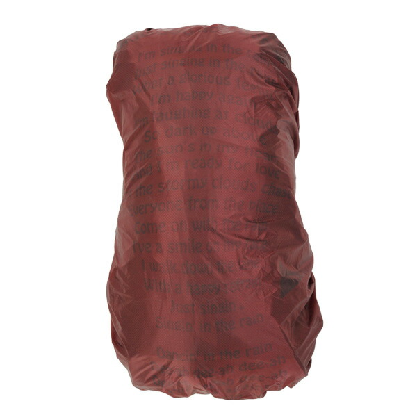 and wander sil cover bag small bordeaux