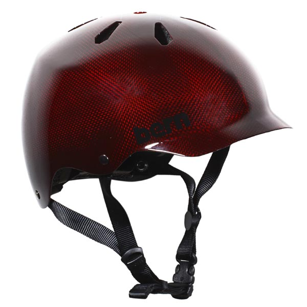 Bern ヘルメット WATTS CARBON FIBER