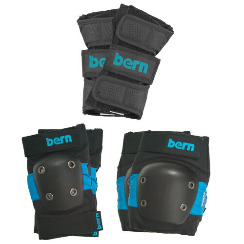 Bern JUNIOR SKATE PAD SET