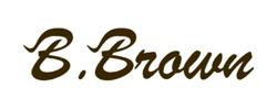 BrownBrown [ブラウン]