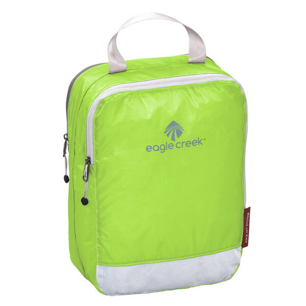 EagleCreek Pack-It Specter Clean Dirty Half Cube StrobeGreen
