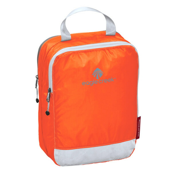 EagleCreek Pack-It Specter Clean Dirty Half Cube FlameOrange