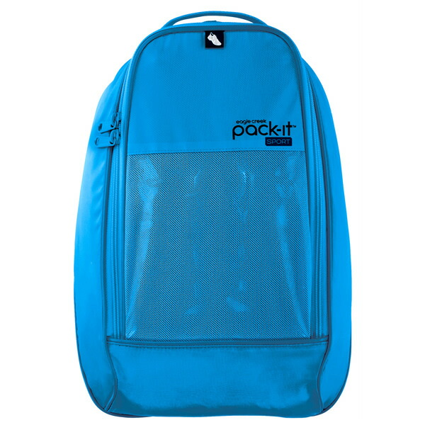 EagleCreek Pack-It Sports Shoe Locker BrilliantBlue Lサイズ