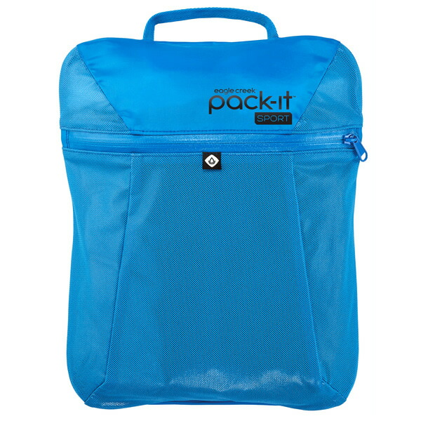 EagleCreek Pack-It Sports Wet Dry Fitness Locker BrilliantBlue
