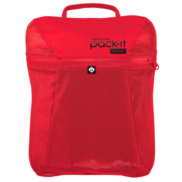 EagleCreek Pack-It Sports Wet Dry Fitness Locker Ruby