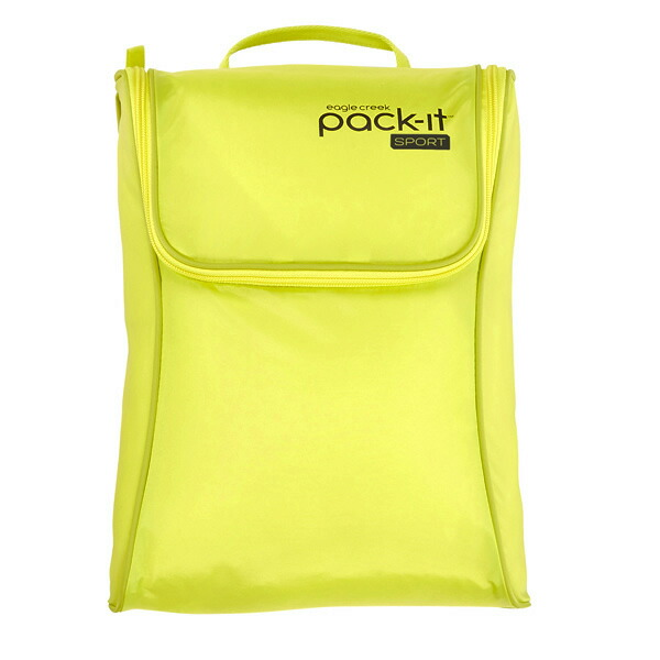EagleCreek Pack-It Sports Fitness Locker StrobeYellow