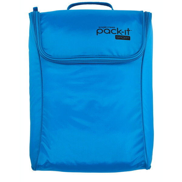 EagleCreek Pack-It Sports Fitness Locker BrilliantBlue Lサイズ