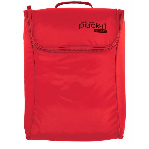 EagleCreek Pack-It Sports Fitness Locker Ruby Lサイズ