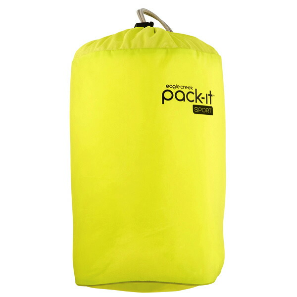 EagleCreek Pack-It Sports Laundry Stuffer StrobeYellow