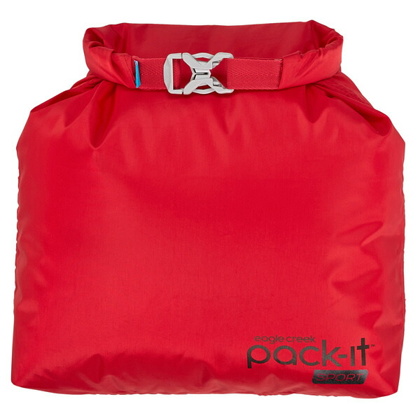 EagleCreek Pack-It Sports Roll Top Sac Ruby