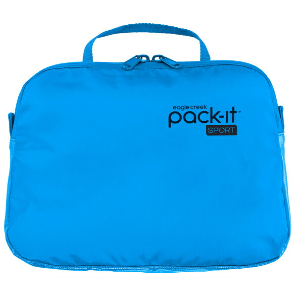 EagleCreek Pack-It Sports Wet Zip Pouch BrilliantBlue
