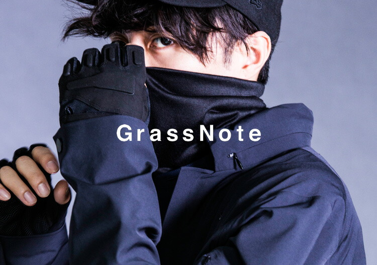 grass note グラスノート