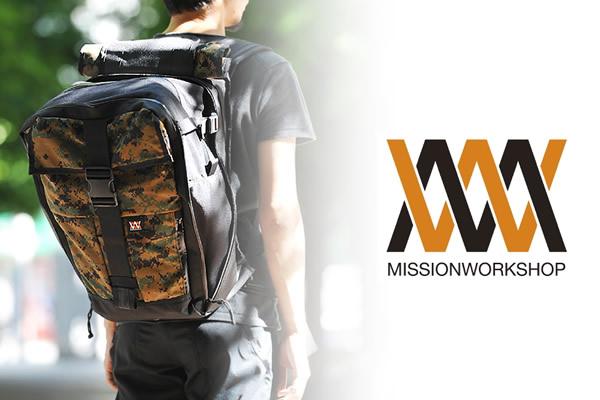 MISSIONWORKSHOP[ミッションワークショップ]