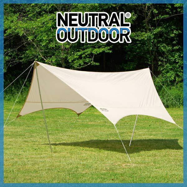 neutraloutdoor NT-TA01 GEタープ