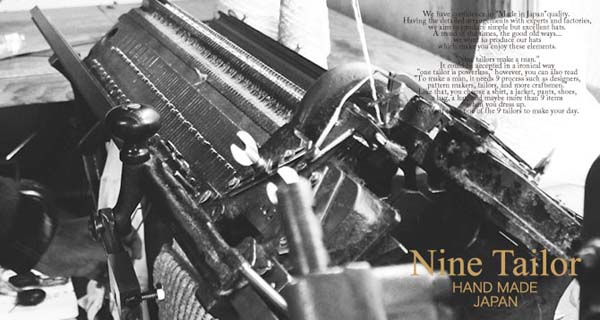 Nine Tailor[ナインテイラー]