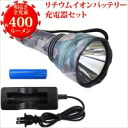 Flashlight CREE ball LED flashlight (camouflage color) C-005!