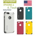 iPhone6 SMA fo case 4.7-inch American regular imports PureGear (puregear) DualTek Extreme Impact Case shipping included in sale!