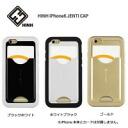 iPhone6 (4.7インチ) カードホルダー付きケース HINH JENTI cap