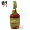 Maker's mark gold top Money Maker's Mark 750ml