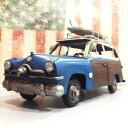 就像真實的東西! 老式賽車是鐵皮做的! 那些喜歡古董車和老爺車是高品質的寶石! 兒童以及成人廣受歡迎! 集合,時尚的裝飾和禮品贈品是一個最喜歡的美國小玩意! ♦ 是其他 bulikivintergeker。