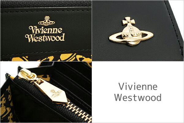 ヴィヴィアンウエストウッド Vivienne Westwood 財布 長財布 メンズ レディース ラウンドファスナー ヴィンテージ WATER ORB 3118M12