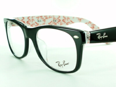 rb2132 model eyeglass frames of the same type and logo printed of impact model appeared