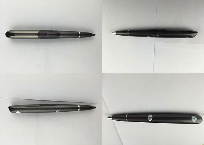 ペン型 小型ボイスレコーダー コンパクト ICレコーダー WAV/MP3 ◇PENMINI-4GB/8GB